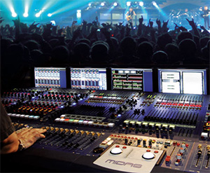 Stage Box Behringer S32 Digital Snake Music Space Thailand