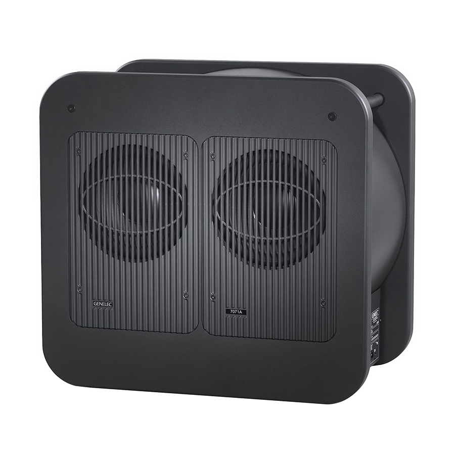 genelec 7071a pm 2x12 studio subwoofer music space rh musicspace co th